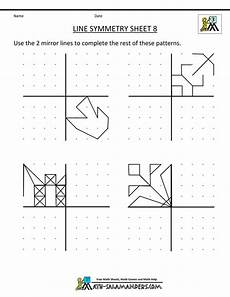 25 best symmetry worksheets images pinterest geometry and education