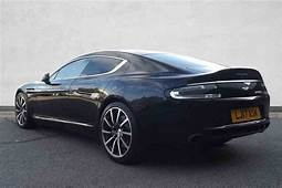 Used 2017 ASTON MARTIN RAPIDE S V12 565 Shadow Edition