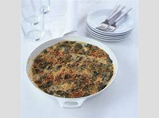 creamy spinach with smoked gouda gratin_image
