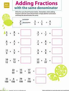 fraction math worksheets 3rd grade 4028 introducing fractions adding fractions with images adding fractions fractions fractions