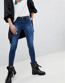 stradivarius jean taille basse asos