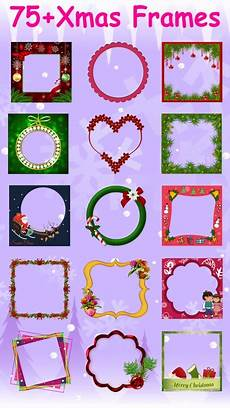 merry christmas photo frames editor collage by ha nguyen