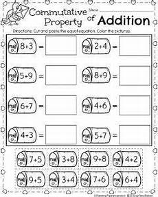 addition using properties worksheets for grade 1 9477 1st grade math and literacy worksheets for february 1st grade math grade math