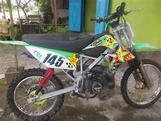 F1zr Modif Trail by Motor Trail Modifikasi Motor Bekas Tips Dan Tricks