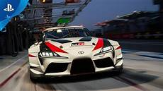 gran turismo sport april update toyota gr supra racing