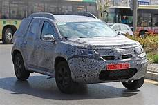 Dacia Duster 2018 New Dimensions And Changes New Suv