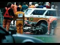 F1 1982 Zolder Gilles Villeneuve Fatal Crash