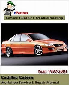 car owners manuals free downloads 1999 cadillac catera regenerative braking cadillac catera service repair manual 1997 2001 automotive service repair manual