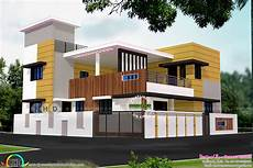 tamil nadu house plans with photos 2740 square feet modern tamilnadu house plan kerala home