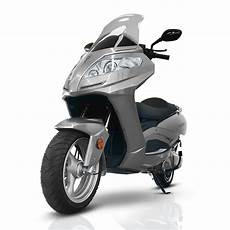 Scooter 233 Lectrique Youbee City 125 Gyro Phare