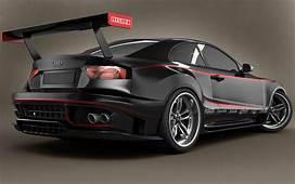 Audi A5 GTR Back By Stefanmarius On DeviantArt