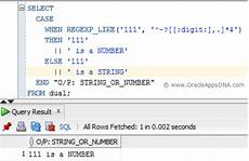 regex find decimal number in string oracle sql regular expression to find if a value is string or number oracleappsdna