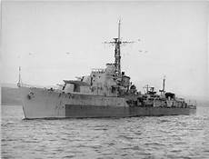 A I Destroyer w and z class destroyer