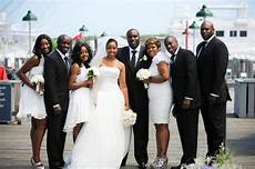 20 beautiful black wedding party pictures sheideas