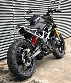 modification bmw g 310 gs this modified bmw g 310 r is ready for a fight