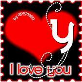 letter y i love...