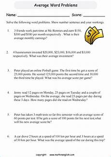 word problems worksheets grade 5 11043 printable primary math worksheet for math grades 1 to 6 based on the singapore math curriculum
