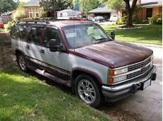 1994 Suburban Diesel by 1994 Chevy Suburban Diesel 6 5 Turbo Classic Chevrolet