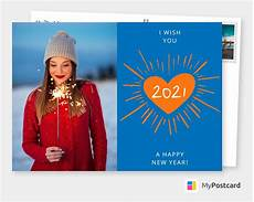 i wish you a happy new year 2021 happy new year cards send real postcards online in 2020