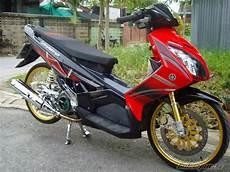 Jual Motor Nouvo Z Modifikasi by Kumpulan Foto Hasil Modifikasi Yamaha Nouvo Terbaru