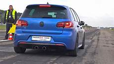 golf 6 r tuning teile volkswagen golf 6 r 3 6 hgp biturbo accelerations sounds