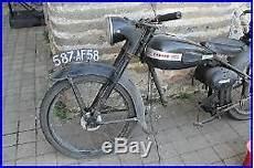 carte grise moto 125 terrot 125 cm3 233 e 1954 complete 224 233 marrer