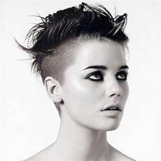 15 best short punk haircuts short hairstyles haircuts 2018 2019