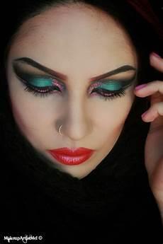 Make Up Artist Me Arabic Drama Makeup Tutorial