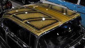 1000  Images About Metal Flake / Paint On Pinterest Gold