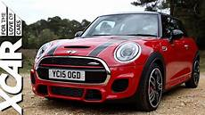 2016 mini cooper s cooper works review xcar