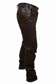 vente de pantalon fox en cuir de cerf haut de gamme pour