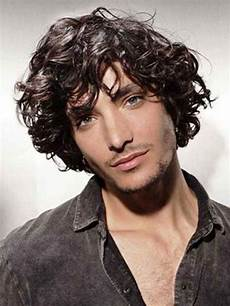 curly hairstyles men haircuts for curly hair 2014 the cool shaggy medium length hairstyle