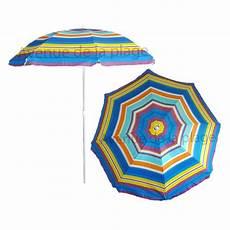 parasol anti uv 50 parasol de plage anti uv multicolore 200 cm parasols