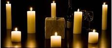 cera delle candele come rimuovere la cera delle candele