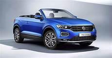 Volkswagen T Roc Cabriolet Is The Nichest Of Niches Roadshow