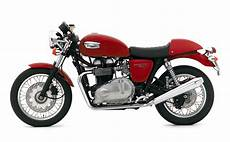 2007 Triumph Thruxton 900 Top Speed