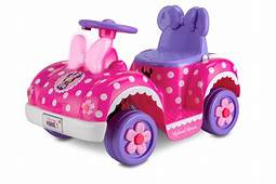 Kid Trax Minnie Mouse Ride On Toy Car