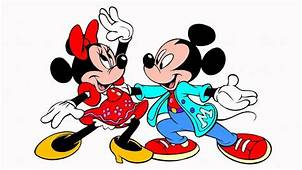 Mickey Minnie Mouse Dancing Cartoons Hd Wallpapers For