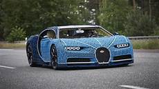 Believe It Or Not The Lego Bugatti Chiron Top Gear