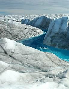 land facing southwest greenland ice sheet movement