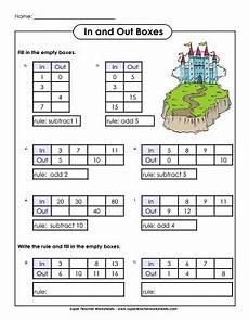 input output boxes