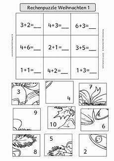 Ausmalbild Weihnachten Mathe Ausmalbilder Zahlenraum Bis 10