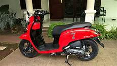 Modifikasi Scoopy New by Modifikasi New Scoopy 2017 Hemat Biaya