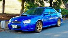 2003 Subaru Wrx Sti