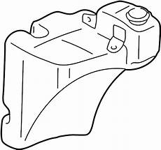 car maintenance manuals 1994 audi v8 windshield wipe control 4b0955453c washer fluid reservoir windshield repair components genuine audi part