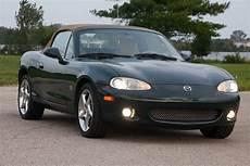 2001 Used Mazda Mx 5 Miata For Sale