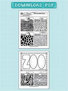 animal pattern worksheets 14350 and interactive preschool worksheets