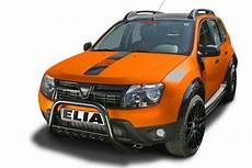 Elia Presents Two Different Tuning Takes On The Dacia
