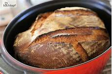 Landbrot Aus Dem Topf Rezept Kitchen Brot Backen