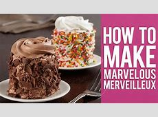 How to Make The Marvelous Merveilleux   YouTube